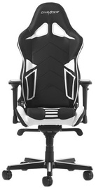 Žaidimų kėdė DXRacer Racing Pro R131-NW Gaming Chair Black/White