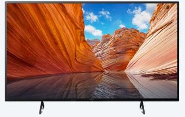 """Televiisor Sony KD43X80JAEP, LED, 43 """""""