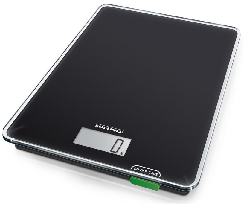 Elektrooniline köögikaal Soehnle Page Compact 100, must