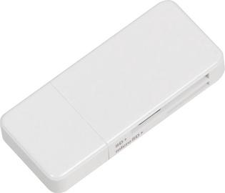 Transcend Multi-Card Reader RDP5 White