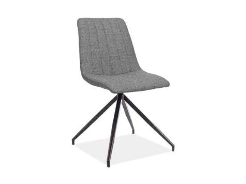 Signal Meble Alan II Chair Grey
