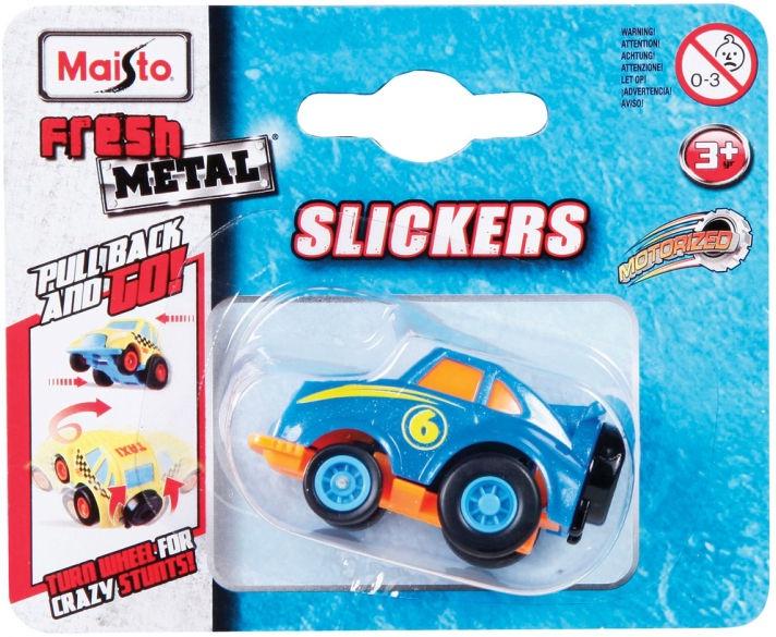 Maisto Fresh Metal Slickers Diecast Vehicles 15023