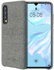 So Seven Gentleman Fabric Back Case For Huawei P30 Grey