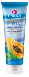 Dermacol Aroma Ritual Papaya & Mint 250ml Shower Gel