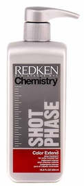 Plaukų kondicionierius Redken Chemistry Shot Phase Color Extend Deep Treatment, 500 ml