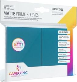 Gamegenic Matte Prime Sleeves 66x91mm Blue