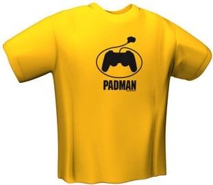 Футболка GamersWear PadMan T-Shirt Yellow S