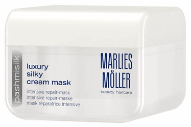 Kaukė plaukams Marlies Möller Pashmisilk Luxury Silky Cream, 125 ml