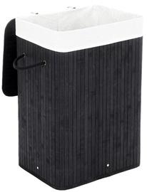Songmics Cloth Basket 40x30x60cm Black