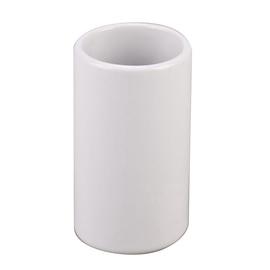 Stiklinė dantų šepetėliams Thema Lux BCO-0355B, balta