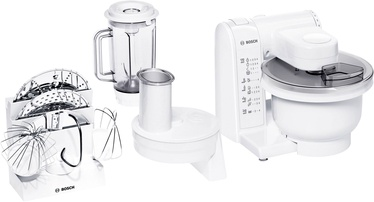 Bosch Food Processor MUM4830 White 600W