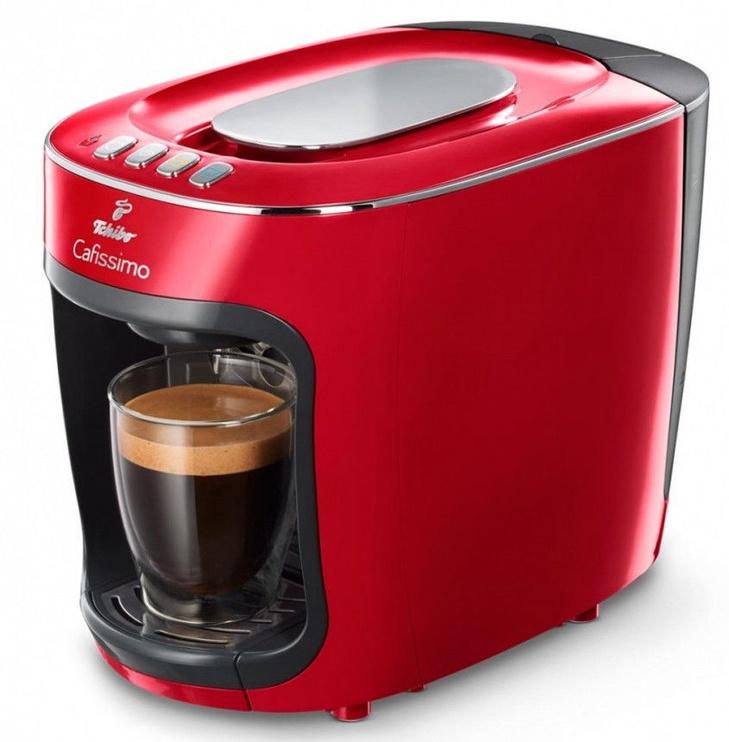 Kafijas automāts Tchibo Cafissimo Mini Red