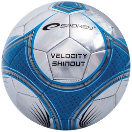 Spokey Football Velocity Shinout Silver