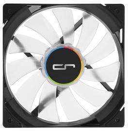 Cryorig QF120 Fan 120mm PWM White LED Silent 1000rpm
