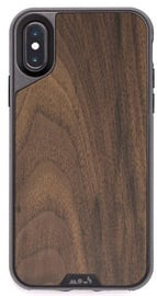 Mous Air-Shock Back Case For Apple iPhone XS Max Black/Brown