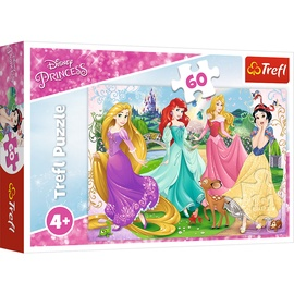 PUZLE 60 PRINCESSES 17347T