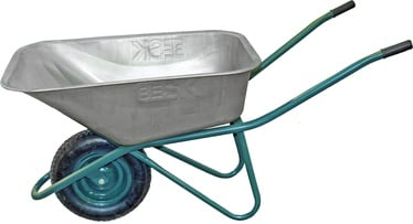 Diana 100L Wheelbarrow Green