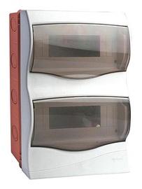 Potinkinė automatinių jungiklių dėžutė Mutlusan, 24 modulių