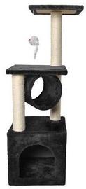 Skrāpis kaķiem Vangaloo Black, 90 cm