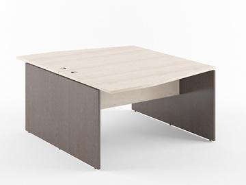 Skyland Xten X2CET 169.3 Double Desk Beech Tiara/Dark Legno
