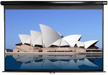 Projektoriaus ekranas Elite Screens M135UWH2 Manual Screen