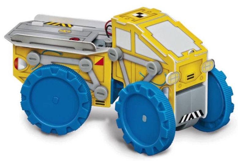 4M Mecho Motorised Kit Tractor 3406