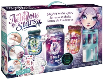 Nebulous Stars Galaxy Wish Jars 11202