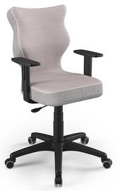 Детский стул Entelo Duo CR08, черный/розовый, 400 мм x 1000 мм