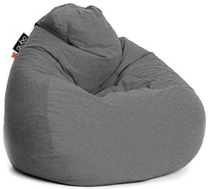 Qubo Comfort 80 Pouf Graphite Pop Art10231