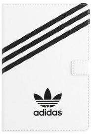 Adidas Folio Series Universal Tablet Case For 7-8'' White/Black