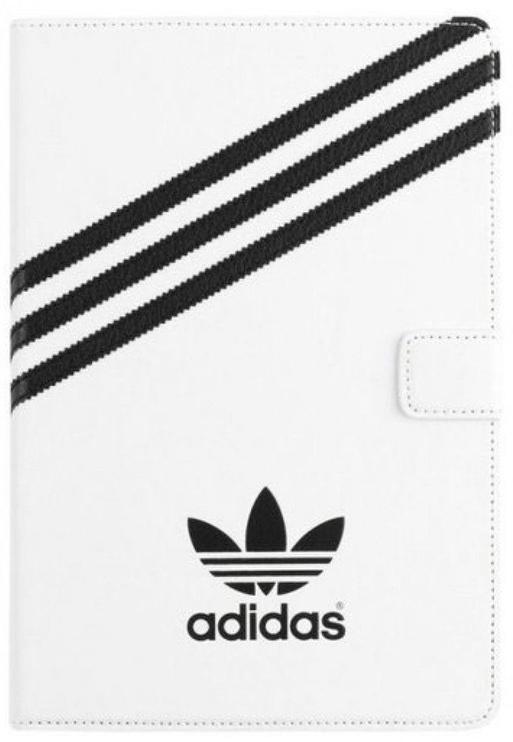 Adidas Folio Series Universal Tablet Case For 7-8'' White/Black