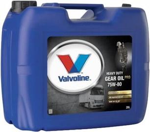 Valvoline Heavy Duty Gear Oil PRO 75w80 20l