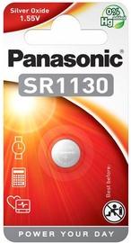 Elements Panasonic Silver Oxide SR1130