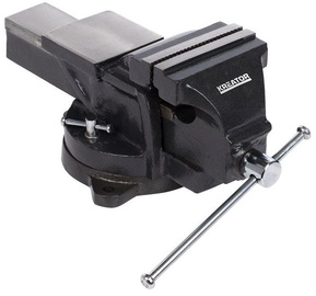 Kreator Swivel Bench Vice 150mm