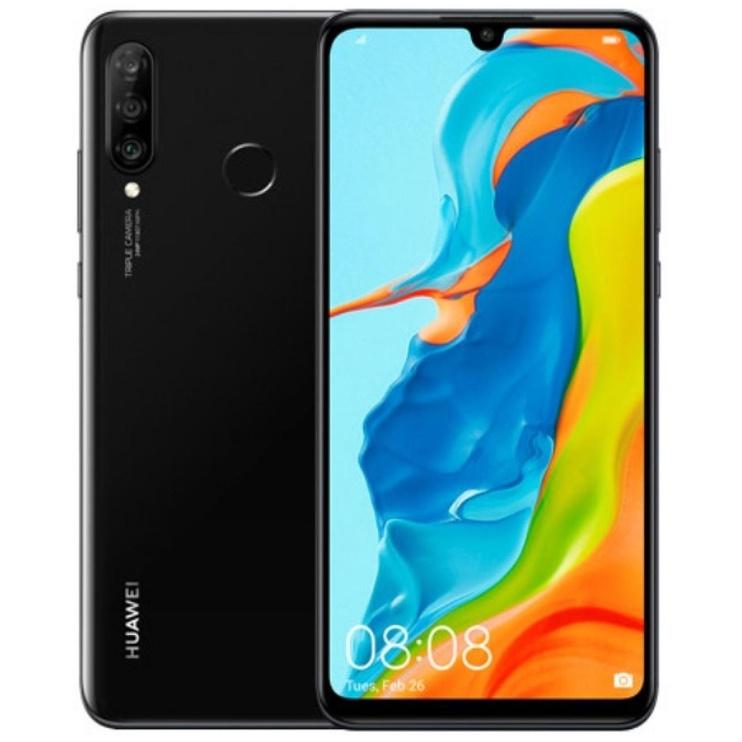 Išmanusis telefonas Huawei P30 lite 128gb black