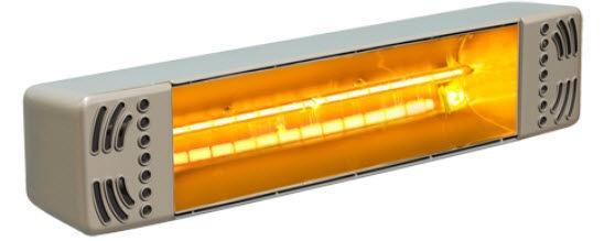 Infraraudonųjų spindulių šildytuvas Infracalor IC1003N