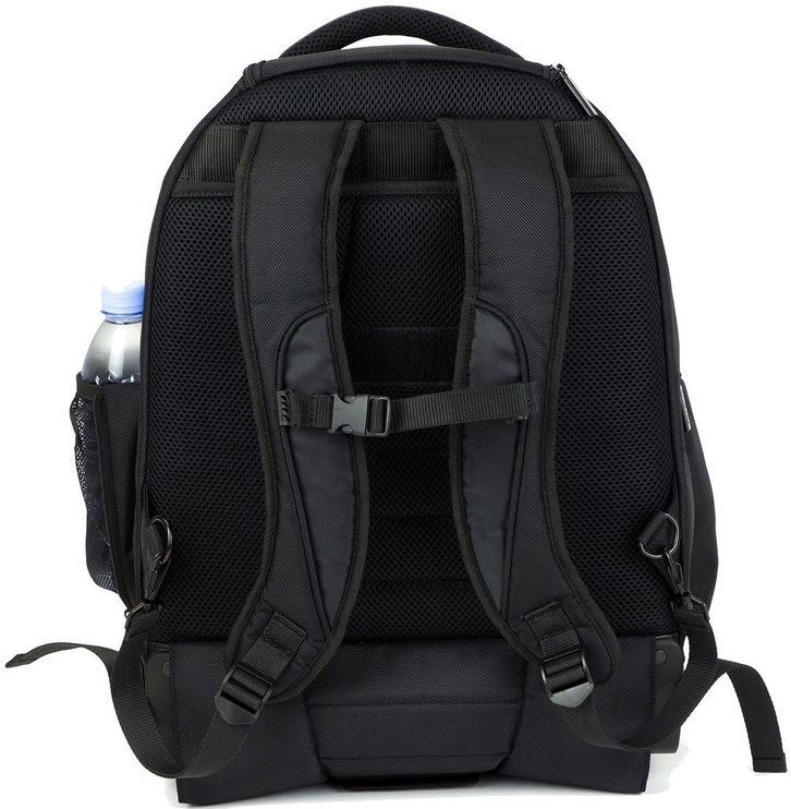 Targus Sport Rolling Laptop Backpack 15-15.6 Black