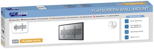 NewStar PLASMA-W100 Wall Mount 32-70''