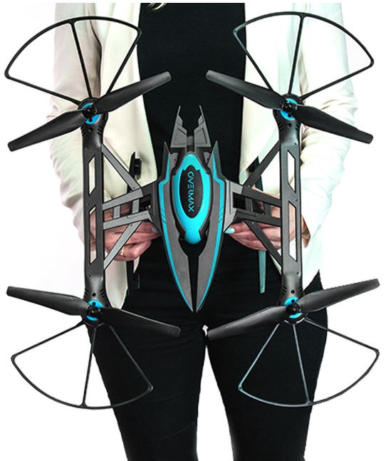 Overmax X-Bee 7.2 FPV Black