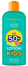 Mediterraneo Sun Kids Lotion Swim & Play SPF50 200ml