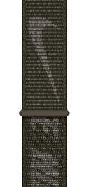 Ремешки Apple 45mm Cargo Khaki Nike Sport Loop, коричневый/темно-зеленый