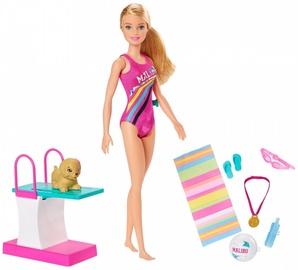 Mattel Barbie Dreamhouse Spin'n'Dive GHK23