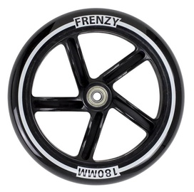 Frenzy Scooter Replacement Wheel 180mm Black