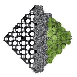 Zāliena šūnveida režģis, 50cm, zaļš