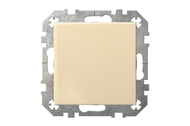 Выключатель Liregus Epsilon Switch ĮPK6-10-001-01 Beige