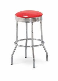 Baro kėdė H-73, raudona