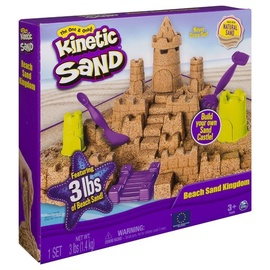 Spin Master Kinetic Sand Beach Sand Kingdom 1.4kg