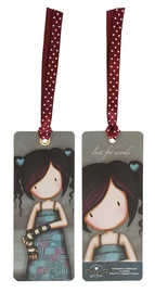 Santoro Gorjuss Lost For Words Bookmark