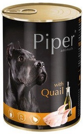 Dolina Noteci Piper Dog Food Quail 400g