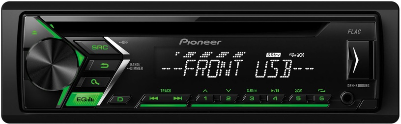 Pioneer DEH-S100UBG + 8 GB USB